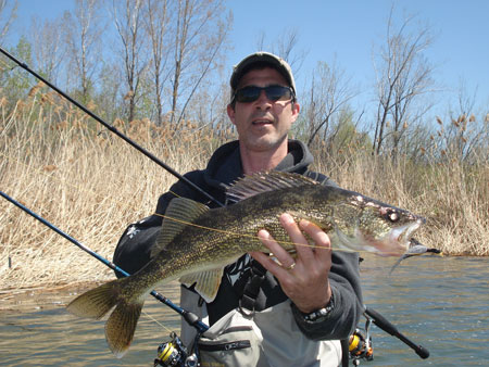 Freshwater sport fishing in montreal quebec and ontario for Fishing in quebec